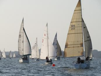 There is nothing more beautiful than the Twilight sail
