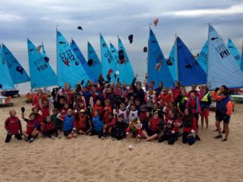 2015 Vic Minnow States Safety Beach Sailing Club