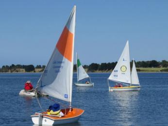 A peaceful Sailability sailing day